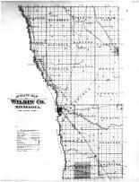 Outline Map, Wilkin County 1903